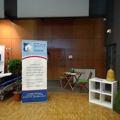 STAY HOME présent au salon Breizh Médical
